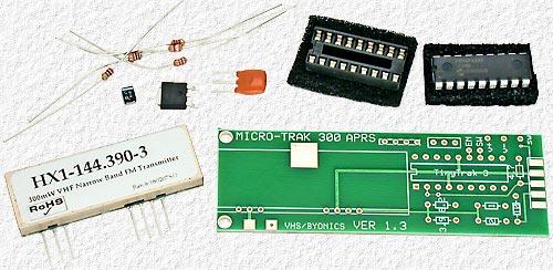 APRS Micro-Trak 300 V1 3